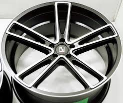lexus ls430 aftermarket wheels koko kuture massa 5 22 x 9 0 10 5 black m wheels 5x114 3 lexus