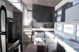 Modern Tiny House Sakura Is A Luxurious Modern Tiny House For Cold Climates Video