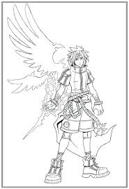 articles kingdom hearts coloring pages tag heart