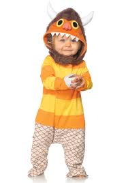 Woman Monster Halloween Costume by Baby Where The Wild Things Are Carol Costume