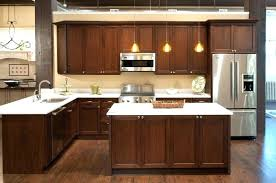 Unfinished Wall Cabinets With Glass Doors Unfinished Kitchen Wall Cabinets Image For Unfinished Kitchen