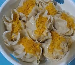 Membuat Isi Siomay   resep membuat siomay ayam saos tiram isi wortel yang gurih dan lezat