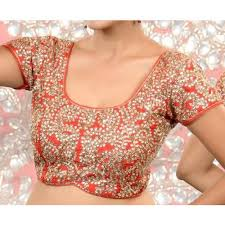 readymade blouses heavy kundan work readymade blouse at rs 150 blouses id