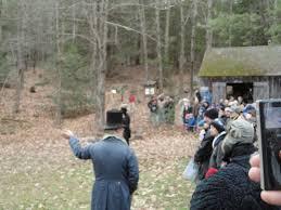 shooting match by the graveyard sturbridge