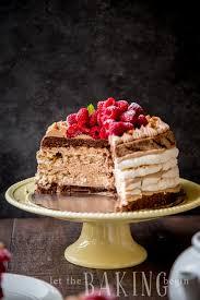 hazelnut meringue nutella cake recipe let the baking begin