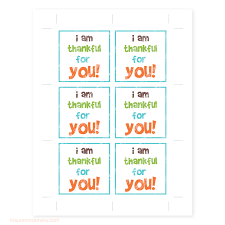 gift tags happy thanksgiving mckinsey printables