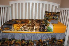 Construction Crib Bedding Set Cat Construction 5 Crib Bedding Set Delta S Creations