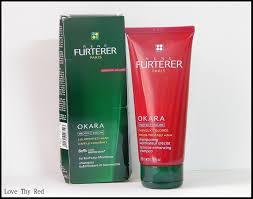 rene furterer okara protect color radiance enhancing shampoo