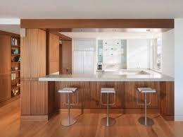 cuisine moderne bois cuisine en bois moderne et blanc finest best noir ideas