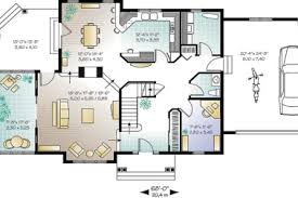small home floor plans open 34 smaller open floor plans with blueprints for houses small open