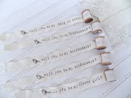 will you be my bridesmaid ideas will you be my bridesmaid gift ideas crafty fabric spool 2 of 3