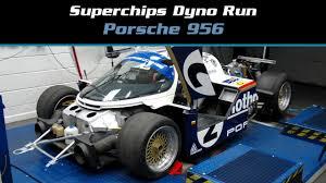 rothmans porsche 956 superchips dyno testing 1983 porsche 956 youtube
