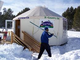 Living In A Yurt by The Raven Yurt Rainier Yurts