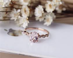gold and morganite engagement rings gold morganite engagement rings 2017 wedding ideas magazine