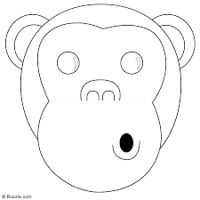 kids go ape step by step instructions to draw a cartoon monkey