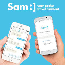 Travel Assistant images Sam has arrived fcm travel solutions jpg