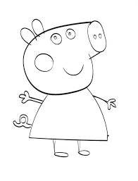 peppa pig coloring pages sheets http procoloring peppa