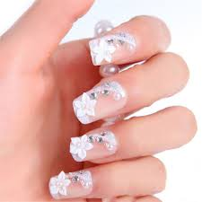 online get cheap wedding acrylic nails aliexpress com alibaba group