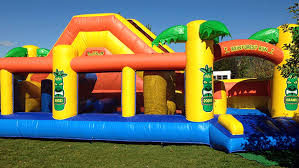 bouncy house rentals crown mountain park and recreation obstacle course bounce house