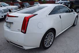 2013 cadillac cts coupe performance brownsville tx english motors