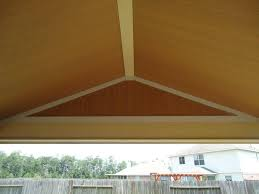porch ceiling using magic deck u0027s pvc porch ceiling cover