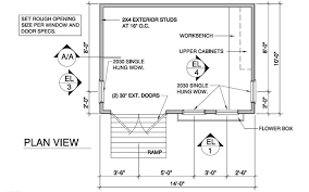 storage shed plans page 4 floor roof and stud layout plan build a