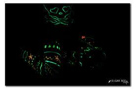 Glow Halloween Costume Diy Glow Dark Halloween Sugar Bee Crafts