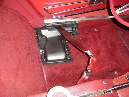 1968 corvette seats 75 carpet seat belt help corvetteforum chevrolet