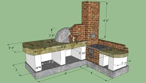 outdoor kitchen howtospecialist how to build step by diy ideas