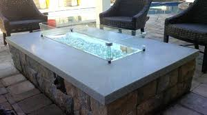 gas pit glass outdoor gas pit glass awesome home