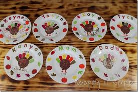 thanksgiving family tradition diy personalized thanksgiving