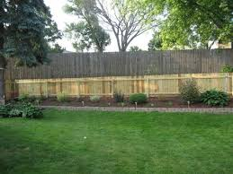 Privacy Fencing Ideas For Backyards Cheap Fence Ideas For Backyard Fence Ideas