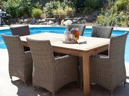Dining Patio Set - patio 63 8 person outdoor dining set patio dining sets
