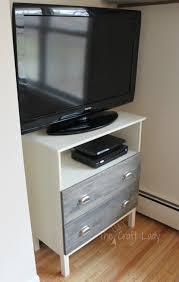 ikea tarva dresser turned tv stand crazy craft