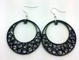 quilling earrings images 15 simple and paper quilling earrings designs