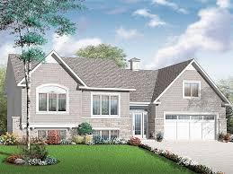 split level garage split level house plans split level home plan with finished lower