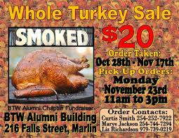 whole turkey for sale marlin tx official website