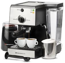 amazon com espresso machines home u0026 kitchen semi automatic
