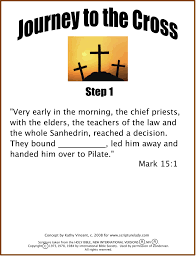 holiday bible games journey to the cross teaching about easter