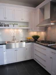 Laminate Kitchen Floor Kitchen Classique Floors Tile Types Of Countertops Laminate