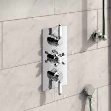 the bath co triple shower valve shower set victoriaplum com