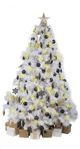 black and white christmas clearance decorations decorating