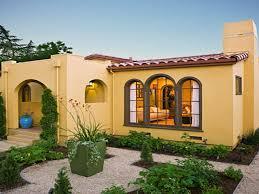 spanish revival colors adobe house plans blog plan hunters small spanish revival home