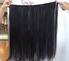 Double Weft Hair Extensions by The Straight Weft Hair Double Drawn Standard Youtube