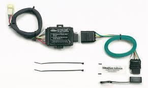 amazon com hopkins 43855 plug in simple vehicle wiring kit