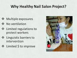 laurie foster reducing chemical exposures in nail salon healthy
