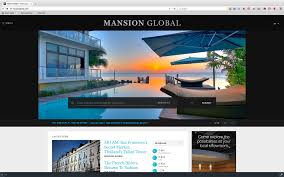 mansion global dow jones launches luxury real estate portal u2013 mansion global com