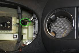 radio removal diy post facelift mbworld org forums