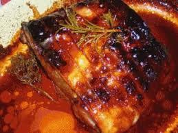cuisiner un roti de porc au four rôti de porc au miel très rapide à préparer recette ptitchef