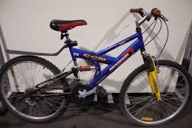 jeep cherokee mountain bike blue ccm revenge 21 speed full suspension mountain bike